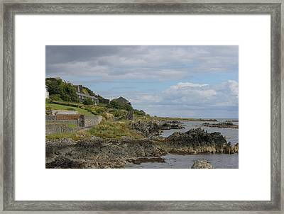 Greencastle 4138 Framed Print