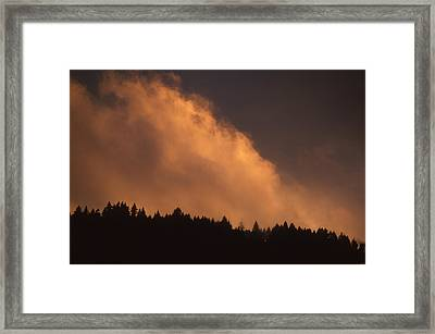 Greenhorn Mountains - Alta Sierra Framed Print by Soli Deo Gloria Wilderness And Wildlife Photography