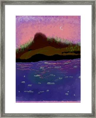 Greenland.summer Framed Print by Dr Loifer Vladimir