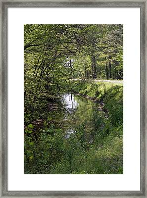Greenway Framed Print by Alan Raasch