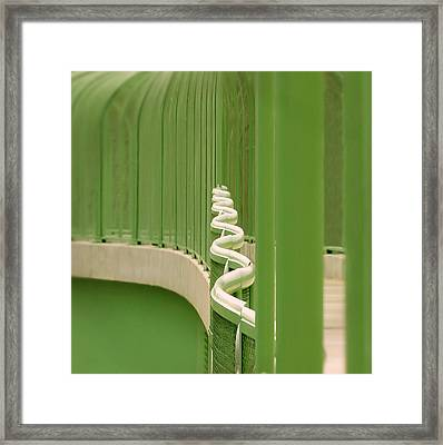 Greenway No.1 Framed Print by Greg Dillon