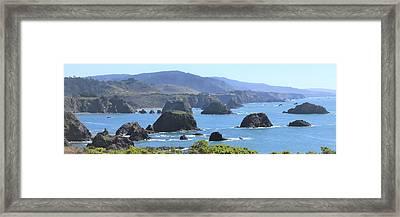 Greenwood Vista Framed Print