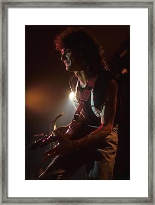 Greg Davis  Framed Print