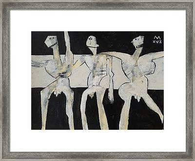 Grego No 8  Framed Print by Mark M Mellon