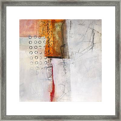Grid 8 Framed Print by Jane Davies