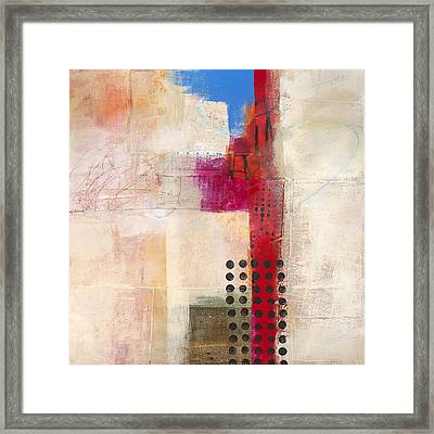 Grid 9 Framed Print by Jane Davies