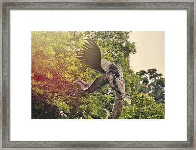 Grief And Hope Framed Print by JAMART Photography
