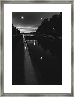 Grimoire Framed Print
