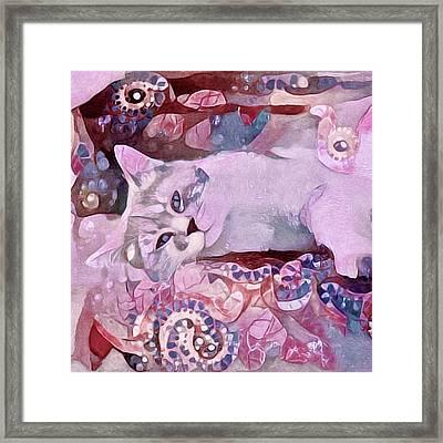 Grizabella Framed Print