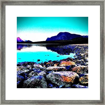 Gros Morne Framed Print