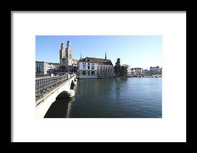 Switzerland Travelpics Framed Prints