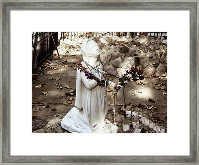 Grotto Nd Framed Print