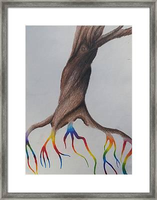 Grounded  Framed Print by Brynn Strickland