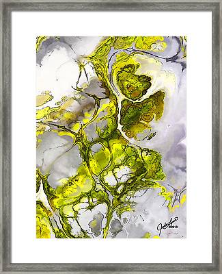 Grow Where You're Planted Framed Print