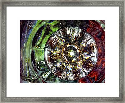 Growing Passion Framed Print by Donna Blackhall