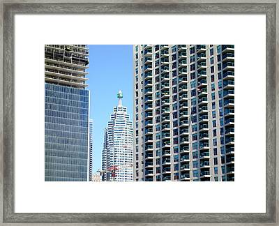 Growing Vertical Framed Print by Valentino Visentini
