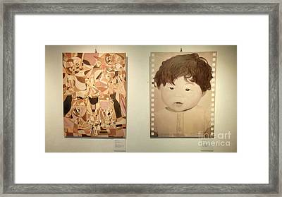Growth Framed Print by Anna Cheng