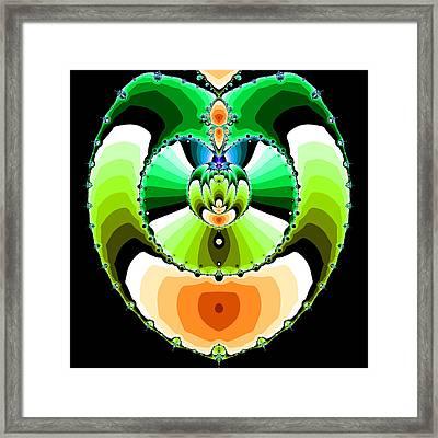 Grufflixie Framed Print