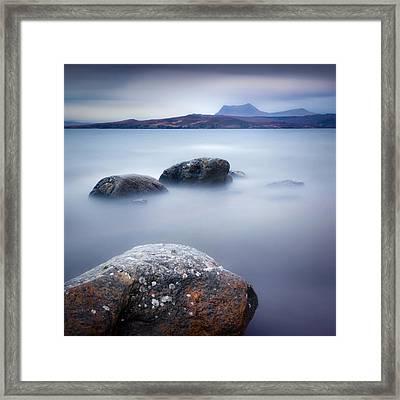 Gruinard Bay Framed Print