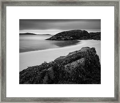 Gruinard Beach Framed Print