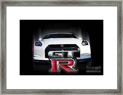 Gt R Framed Print