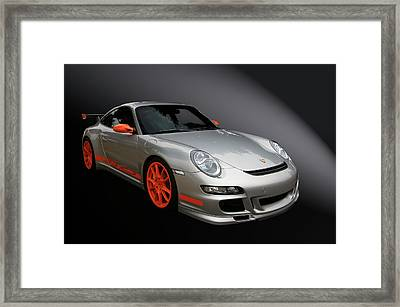 Gt3 Rs Framed Print