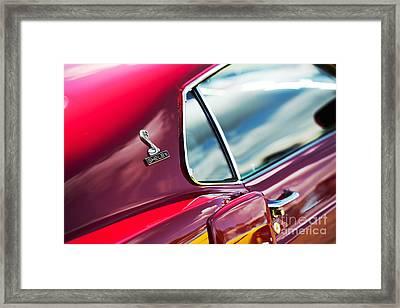 Gt350 Framed Print by Tim Gainey