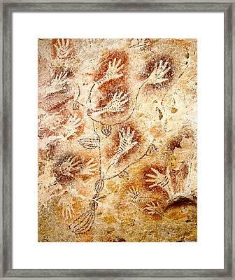 Gua Tewet - Tree Of Life Framed Print