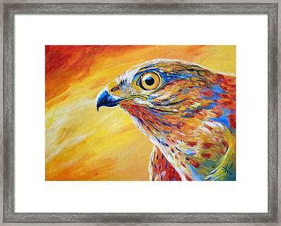 Guardian Spirit Framed Print
