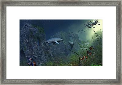 Guardians Framed Print by Williem McWhorter