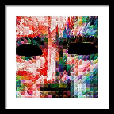 Celebrities Framed Prints