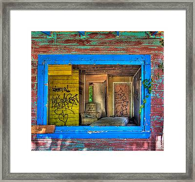 Guest Suite Framed Print by William Wetmore
