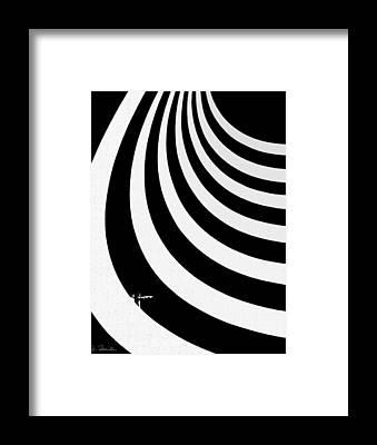 Guggenheim Framed Prints