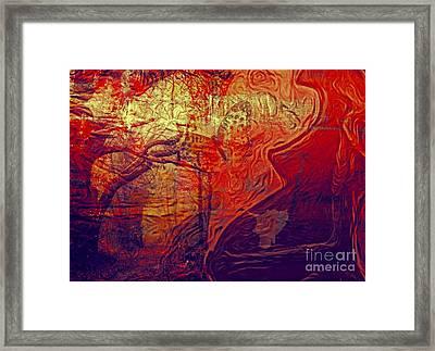 Guidance Framed Print