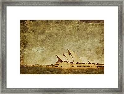 Guided Tour Framed Print