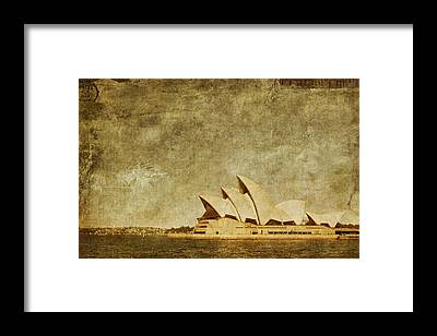 Australia Framed Prints