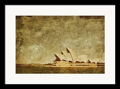 Australia Photographs Framed Prints