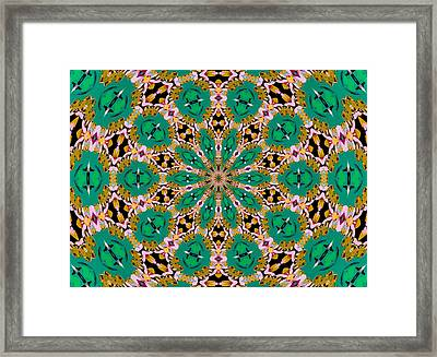 Guiding Lights Framed Print by Natalie Holland