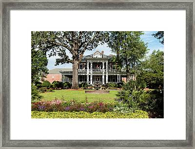 Guignard Mansion Framed Print