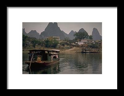 Mountain Travelpics Framed Prints