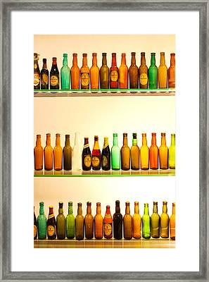 Guinness 2- Dublin Framed Print