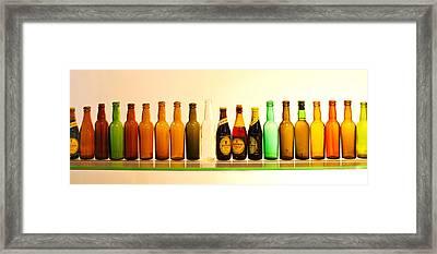 Guinness Brewery-dublin Framed Print