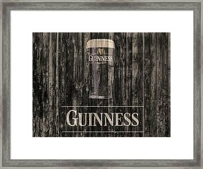 Guinness Framed Print