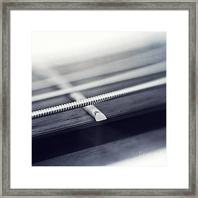 guitar IV Framed Print