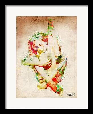 Winner Digital Art Framed Prints