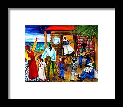 Moses Framed Prints