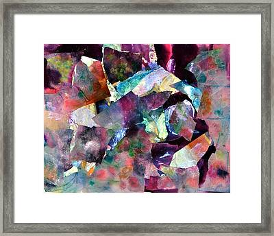 Gum Drops Framed Print by Don  Wright