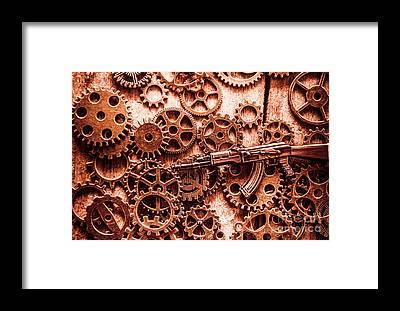 Ak-47 Framed Prints