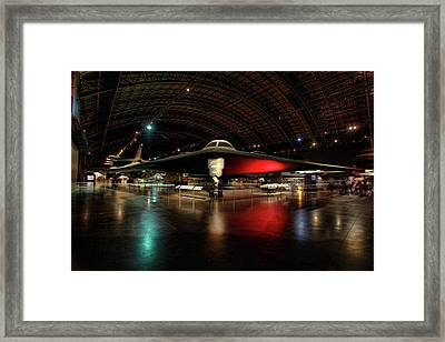 Guranteed Freedom Framed Print by John C Esquivel