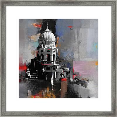 Gurdwara 190 1 Framed Print